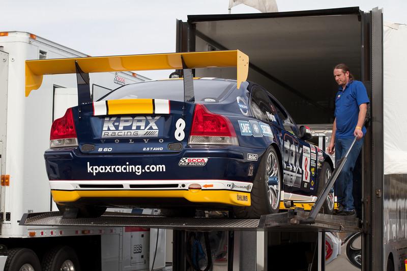 K-PAX Racing@the 2010 GTGP